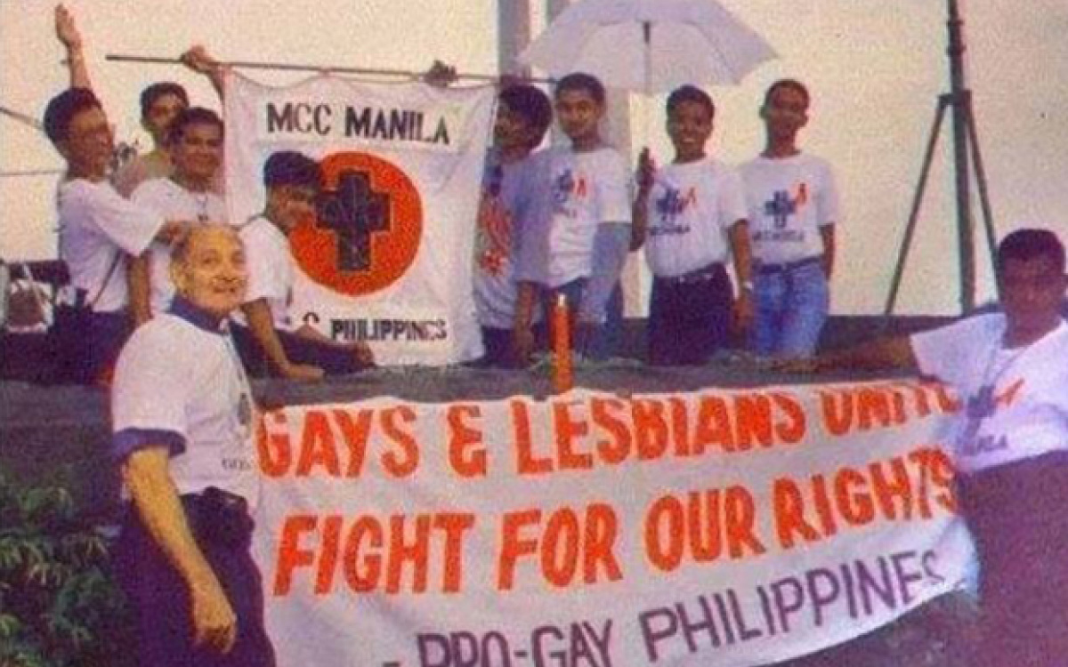 historic Manila pride photo