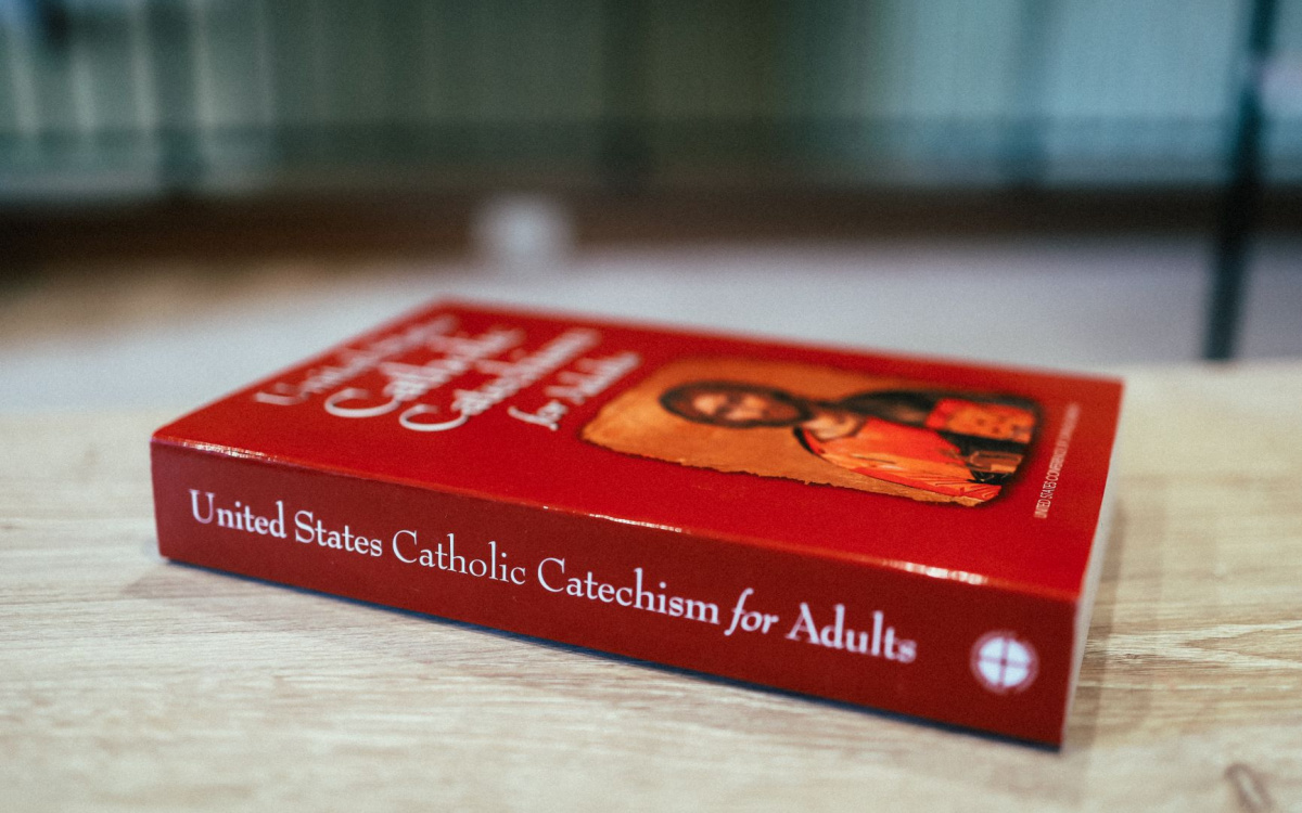 The Catholic Catechism encourages the use of the term 'same-sex attraction', which denies the realities of gay and lesbian people.